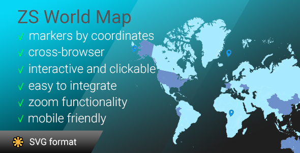 [Free Download] ZS World Map (Nulled) [Latest Version]