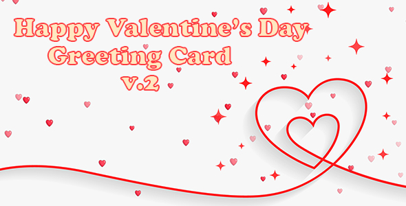[Free Download] Valentine Greeting Card v.2 (Nulled) [Latest Version]
