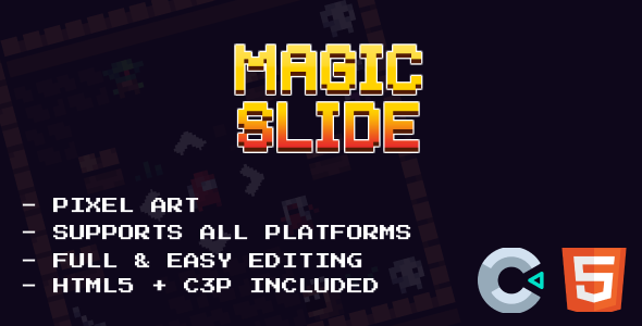 [Free Download] Magic Slide – HTML5 Game (Nulled) [Latest Version]