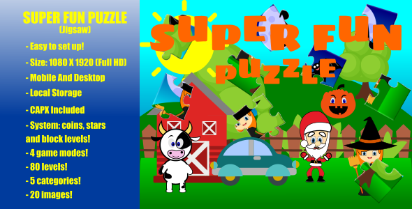 [Free Download] Super Fun Jigsaw Puzzle Pro (Nulled) [Latest Version]