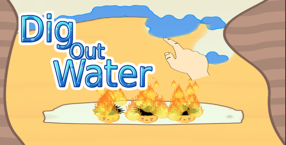 [Free Download] Dig out Water – Blow Fire Puzzle 3d – Complete Unity Template (Nulled) [Latest Version]