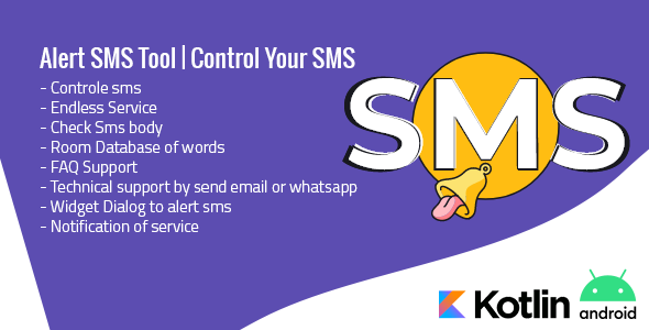 [Free Download] Alert SMS Tool | Control Your Mobile SMS (Nulled) [Latest Version]