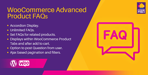 [Free Download] WooCommerce Advanced Product FAQs (Nulled) [Latest Version]