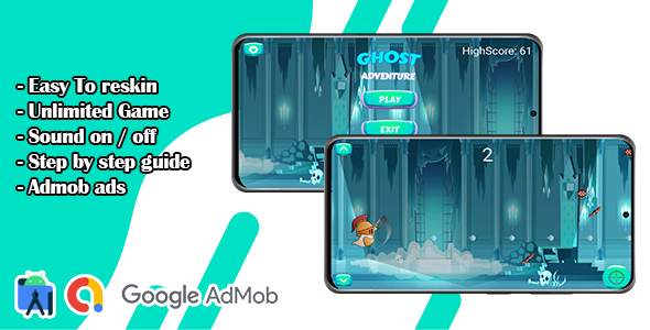 [Free Download] Ghost Adventure Shooting Game (Nulled) [Latest Version]