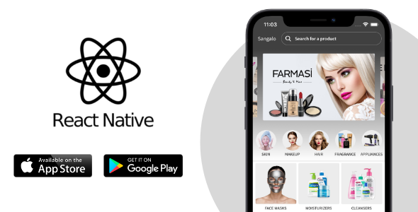 [Free Download] React Native E-commerce App Theme (Nulled) [Latest Version]