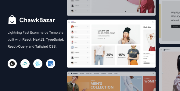 [Free Download] ChawkBazar – React Next Lifestyle Ecommerce Template (Nulled) [Latest Version]