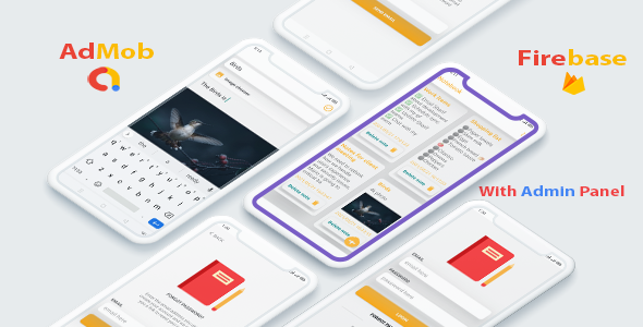 [Free Download] Notebook – Notes, Notpad Pro, Note for Android With AdMob (Nulled) [Latest Version]