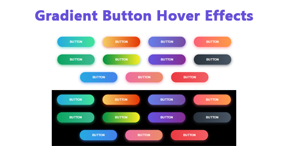 [Free Download] Gradient Button Hover Effects (Nulled) [Latest Version]