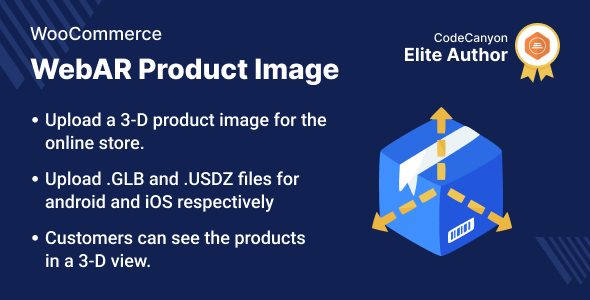 [Free Download] WooCommerce WebAR Product Image (Nulled) [Latest Version]