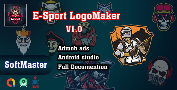 [Free Download] Esport & all in one logo maker app source code (Nulled) [Latest Version]