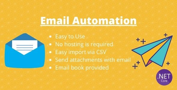[Free Download] Email Automation (Nulled) [Latest Version]