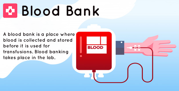 [Free Download] Blood Bank Mobile Android Mobile App UI Template (Nulled) [Latest Version]