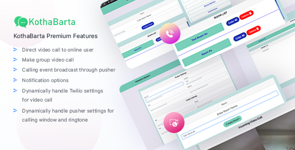 [Free Download] KothaBarta Chat App (Nulled) [Latest Version]