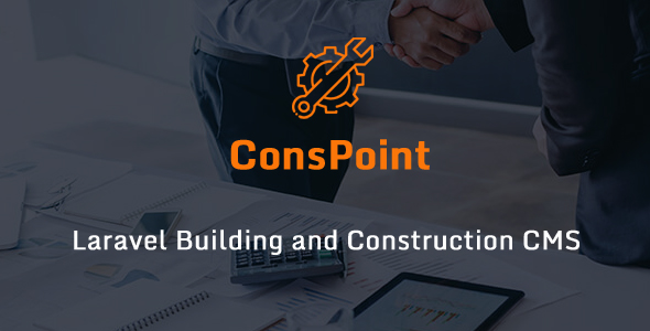 [Free Download] ConsPoint – Laravel Building and Construction CMS (Nulled) [Latest Version]