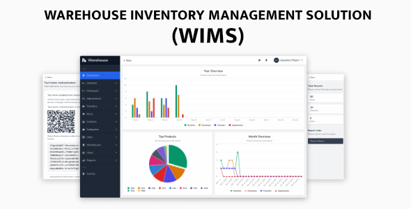 [Free Download] Warehouse Inventory Management Solution (WIMS) (Nulled) [Latest Version]