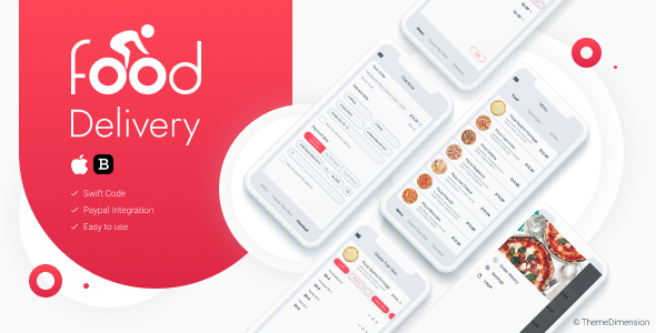 [Free Download] Food Delivery (Nulled) [Latest Version]