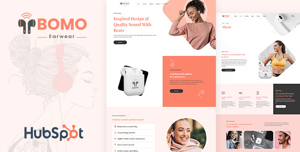 [Free Download] Bomo – Single Product HubSpot Theme (Nulled) [Latest Version]