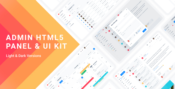 [Free Download] Arion – Admin Dashboard & UI Kit HTML5 Template (Nulled) [Latest Version]