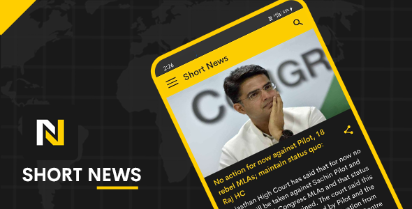 [Free Download] Short News for iOS (Nulled) [Latest Version]