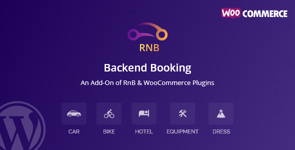 [Free Download] RnB Backend Booking (Add-ons) (Nulled) [Latest Version]