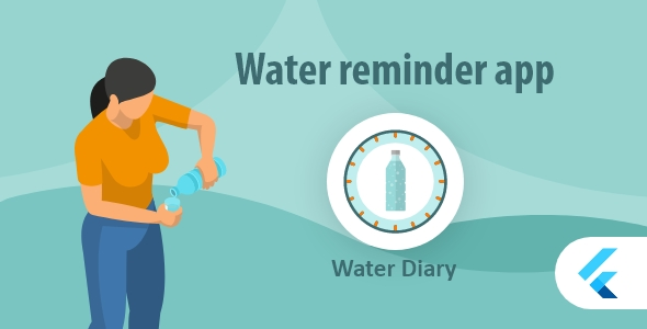 [Free Download] Water Drinking Reminder (Nulled) [Latest Version]