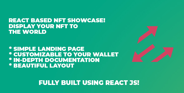 [Free Download] Simple React NFT Display / Showcase (Nulled) [Latest Version]