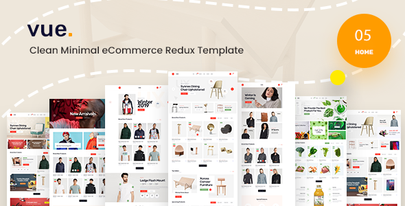 [Free Download] Vue – Clean Minimal eCommerce Redux Template (Nulled) [Latest Version]