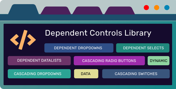 [Free Download] Dependent Controls Library (Nulled) [Latest Version]