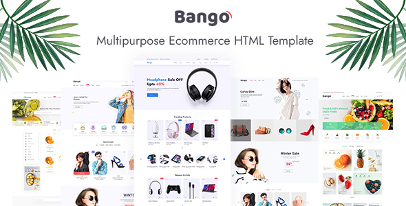 [Free Download] Bengo – Multipurpose eCommerce HTML Template (Nulled) [Latest Version]