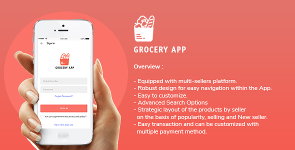 [Free Download] Grocery Application for User with multivendor backend in Android (Nulled) [Latest Version]