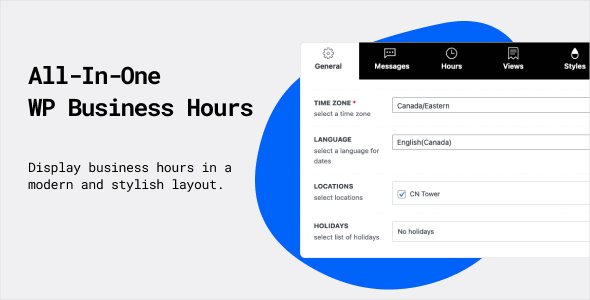 [Free Download] All-In-One WP Business Hours (Nulled) [Latest Version]