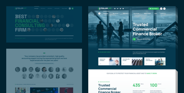 [Free Download] FinLab – Business, Consulting WordPress Theme (Nulled) [Latest Version]