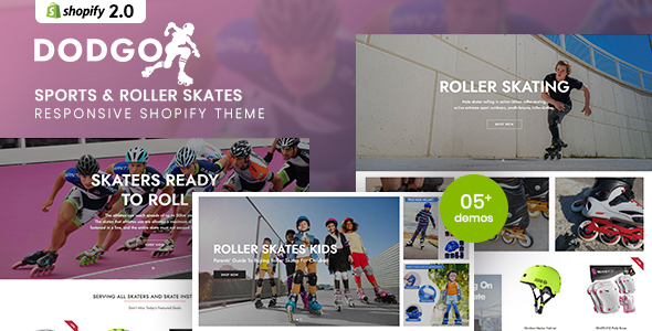 [Free Download] Dodgo – Sports And Roller Skates Responsive Shopify Theme (Nulled) [Latest Version]