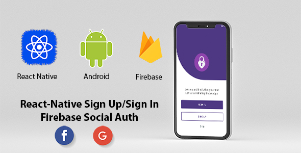 [Free Download] React Native Authentication System with firebase (Nulled) [Latest Version]