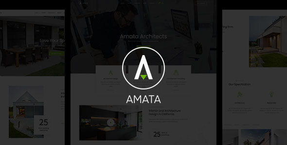 [Free Download] Amata – Interior Architecture and Design (Nulled) [Latest Version]